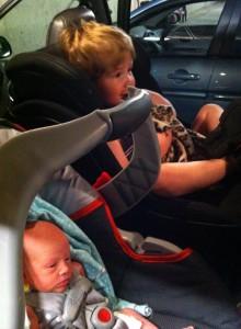 car seat 2