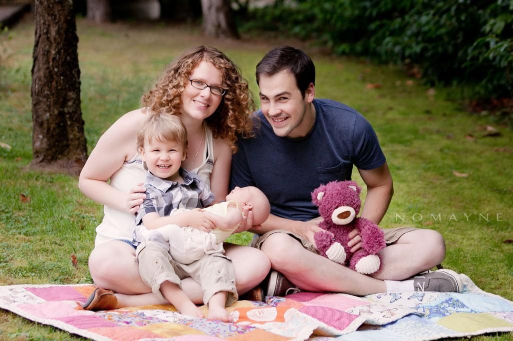 spahr family