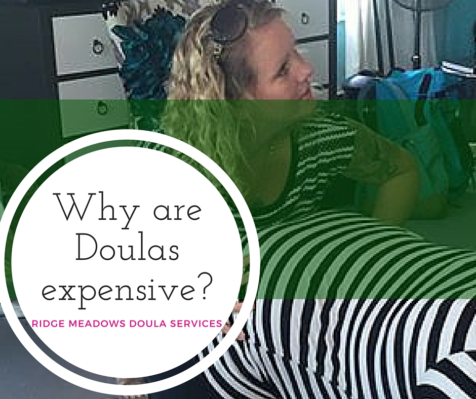 """""""Why are doulas expensive?'"""