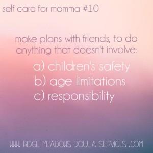 self care 10