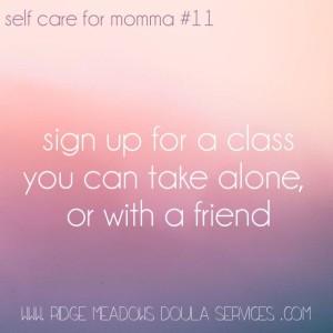 self care 11