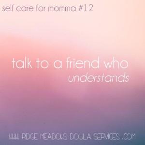 self care 12