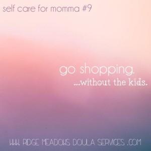 self care 9