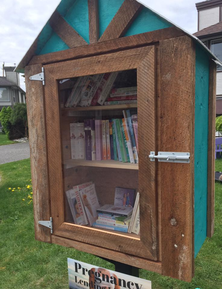 Pregnancy Lending Library- Maple Ridge